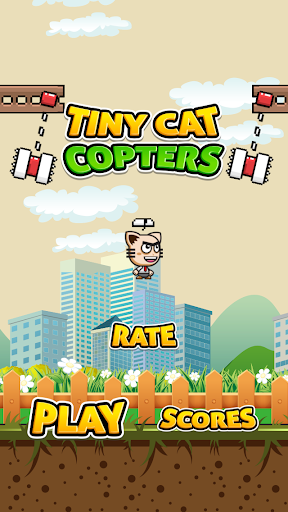 Tiny Cat Copters