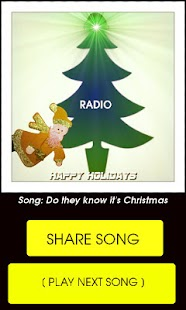 Christmas Radio - Free- screenshot thumbnail