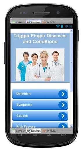 Trigger Finger Information