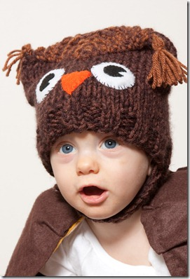 Make your own Baby Owl hat (for Personal use only)  sc 1 st  Hammer u0026 Thread & Hammer u0026 Thread: Asheru0027s Halloween Costume