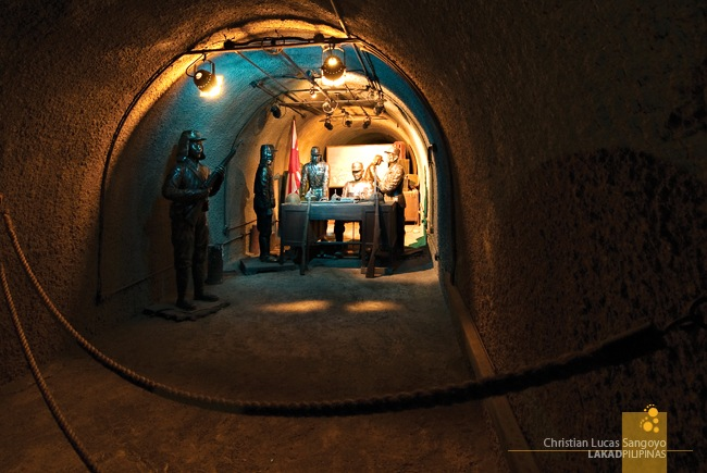 Full-Sized Replicas of Japanese Forces Using Corregidor's Malinta Tunnel