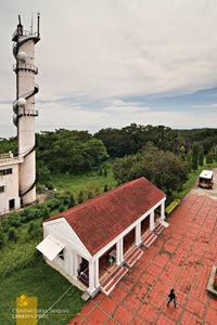 View From Corregidor's Lighthouse