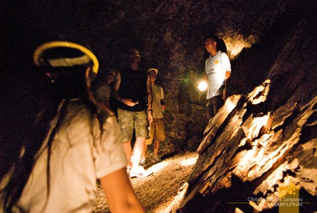 Having Fun Yet? At Corregidor's Malinta Tunnels