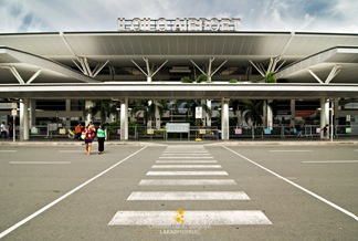 The New Iloilo Airport