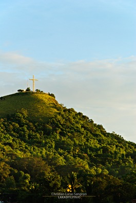 The Cross at Mt. Tapyas