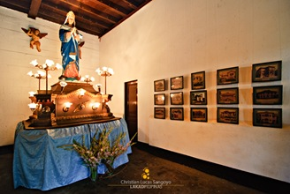 The Caroza at the Bernardino Jalandoni Museum in Silay City