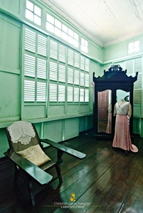 A Corner of Bernardino Jalandoni Museum in Silay City