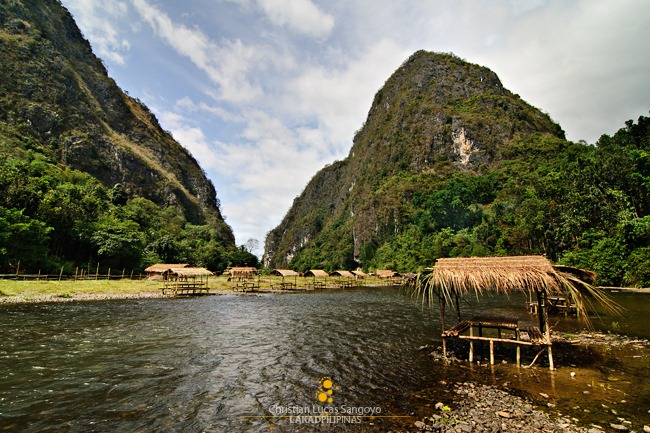 Mount Pamitinan and the Wawa River