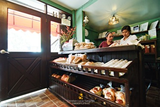The Bakeshop at Bag of Beans Tagaytay