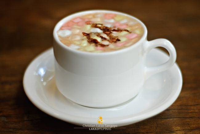 Tam-Awan Village Cafe's Hot Choco