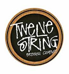 Logo for 12 String Brewing Co
