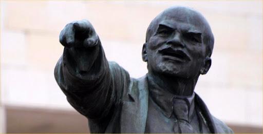 Памятник Ленину в Калуге