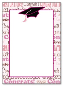 pink-border-with-graduation-cap-blank-card-invitation