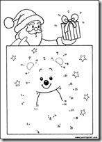 completar el dibujo con puntos (20)