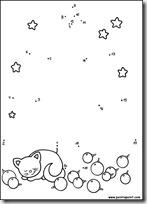 completar el dibujo con puntos (29)
