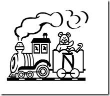 abecedario de tren 24