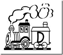 abecedario de tren 21