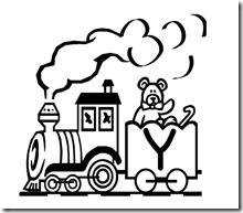 abecedario de tren 18