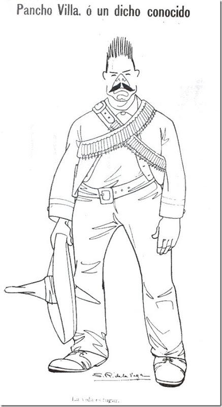 Caricaturas De Personajes De La Revolución Mexicana Blog