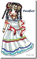 nicaragua trajes  colorear (3)