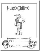 huaso chileno blogcolorear (2)