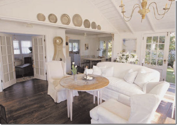 In Dining Room Farmhouse Design Ideas likewise Beach House Los Angeles ...