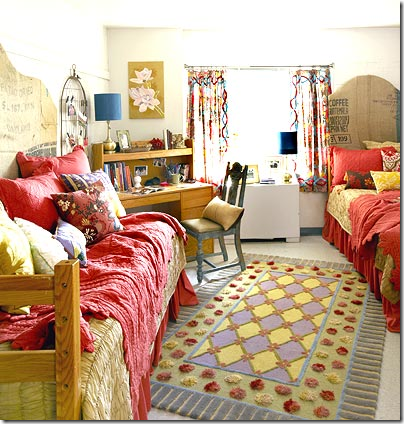 Fake Dorm Rooms