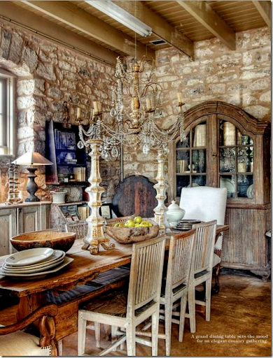 Texas style home decorating