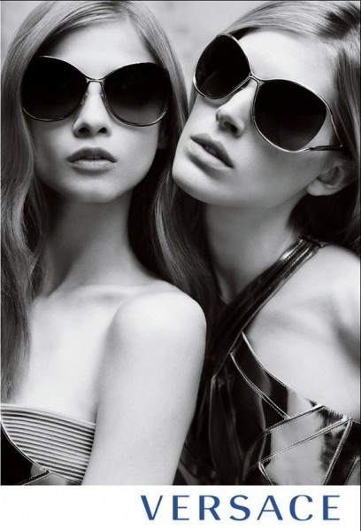 de6ca889c93b Versace oversized sunglasses collection 2010-2011