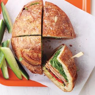 Zesty Pork Sandwiches