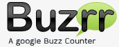 Google Buzz Button with counter by buzrr