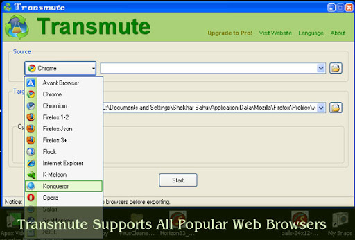transmute pro transmute plus free download converter of bookmarks image