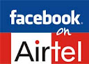 free facebook for Bharti Airtel Users without any data charges