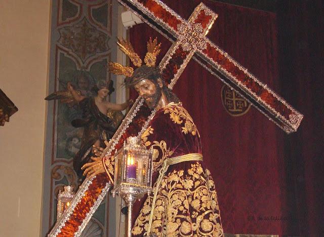 """Nuestro Padre Jesús Nazareno """"El Silencio"""". 7-3-09"""