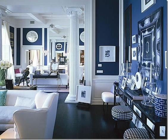 Odi Et Amo Paint Your House Blue
