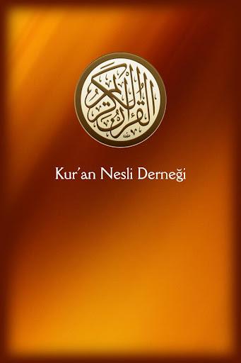 Kur'an Nesli Derneği