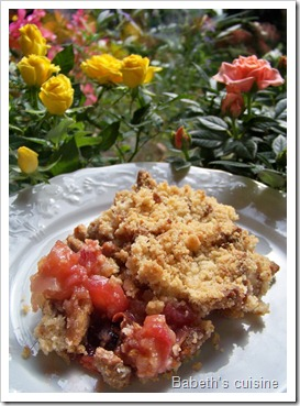 crumble pommes quetsches2