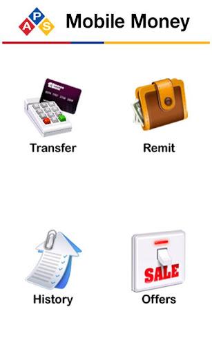 APS Mobile Money Demo 2.0