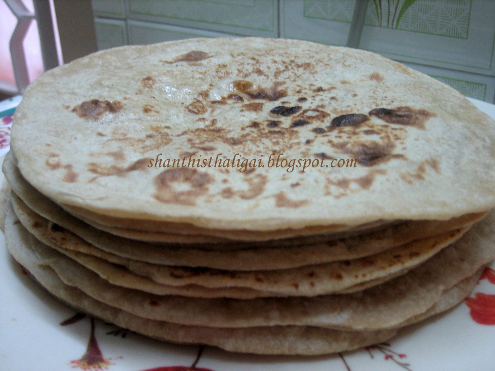 CHAPATHI, PHULKA,HOW TO MAKE PHULKA