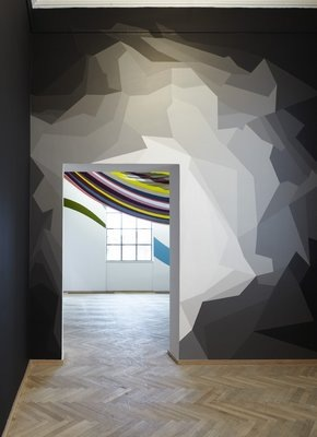 Malene Landgreen, Color State, 2009, Kunsthal Charlottenborg - Photo by Anders Sune Berg