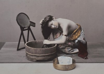 Photo by KUSAKABE KIMBEI, 1880