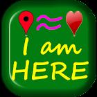 我在這裡 (簡單版) icon