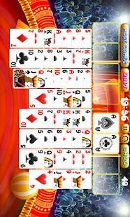 Arena Solitaire Free - screenshot thumbnail