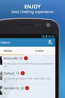 Screenshot of Meet People Chat Flirt: Eskimi