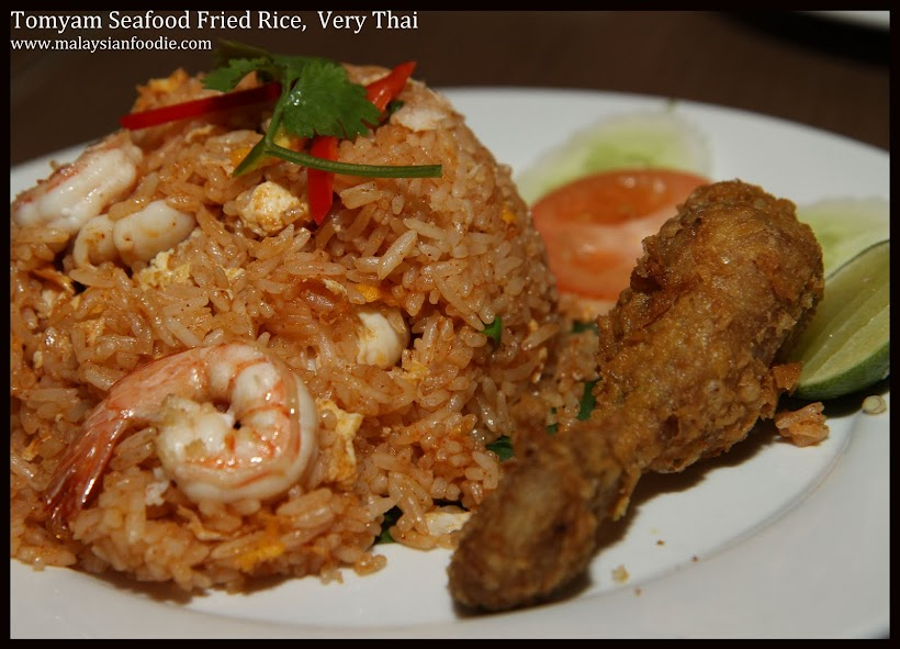 Just thai 1 utama for Aroma royal thai cuisine