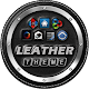 Leather GO APEX NOVA ADW Theme v1.0