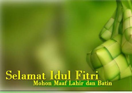 Takbir Bergema Sambut Hari Raya Idul Fitri 1431H