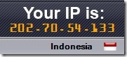 IP2 How To Show/Display IP address OF Visitors on your site
