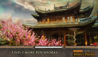 Screenshot of Hidden Object: Romantic Places