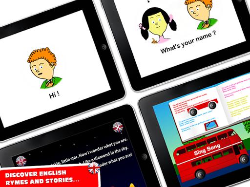 【免費教育App】兒童英語-APP點子